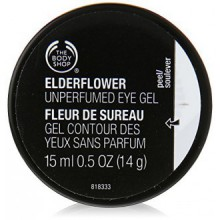 The Body Shop Elderflower Cooling Eye Gel, 0,5 Fluid Ounce