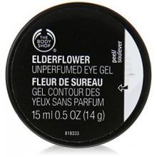 The Body Shop Elderflower Cooling Eye Gel, 0.5 Fluid Ounce