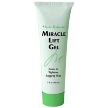 Merle Roberts Miracle Lift Gel Réduit instantanément apparence des rides, poches sous les yeux, poches, les cernes, les ridules,