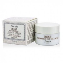 Rose fraîche Hydratant Eye Gel Cream 15ml