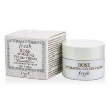 Fresh Rose Hydrating Eye Gel Cream 15ml