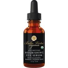 Organic & Natural Skin Care Eye Cream Serum - Repairs Dark Circles, Puffy Eyes, Sagging Skin, Under Eye Bags and Wrinkles,
