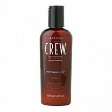AMERICAN CREW Classic 3-en-1 shampoing / / Body Wash