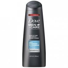 Dove Men + Care 2 en 1 Shampooing et revitalisant, Anti pelliculaire 12 Ounce