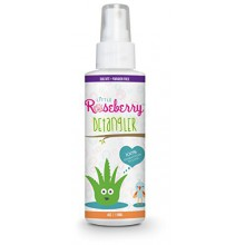 Hair Detangler Spray for Kids. Made with Organic Aloe Vera Juice and Natural Vitamins to Hydrate. Organic Detangler and